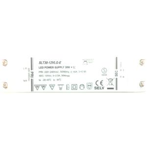Trafo 30W Verteiler d=8mm  (led driver)