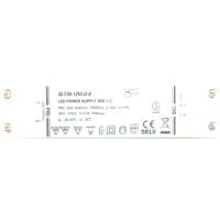 Trafo 30W Verteiler flach schwarz 6-fach (led driver)