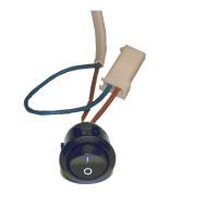 Kabelsatz mit Schalter rund AMP