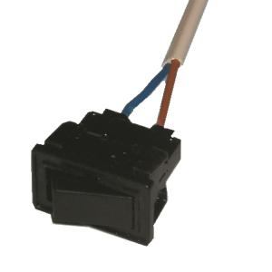 Kabelsatz mit Schalter eckig AMP