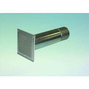 Mauerkasten rund NW 125mm Metall 40070244