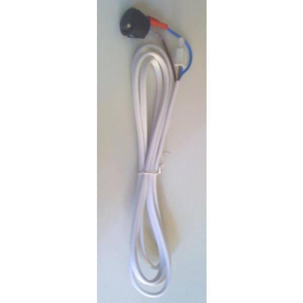 Kabelsatz mit Zentralschalter rund AMP