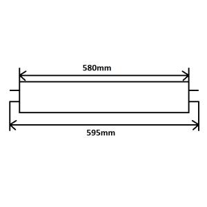 Leuchtstoffröhre T5 18W