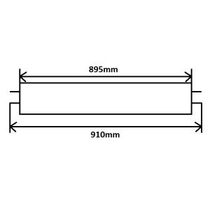 Leuchtstoffröhre T5 24W