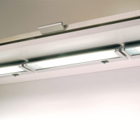 Schwenkbare Unterbauleuchte LED