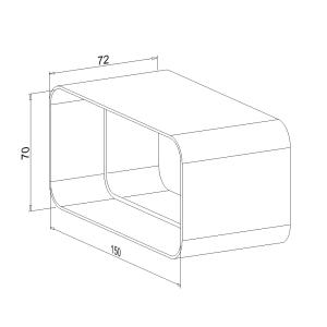 Kupplung NW 125mm